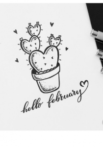 Tatouage Fleur Cactus Cactus And Style Cactus Style